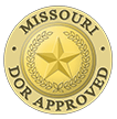 Missouri DOR Approved